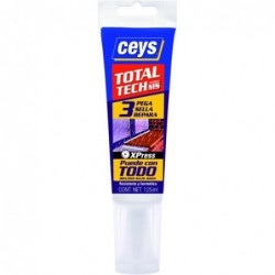CEYS TOTAL TECH BLANCO TUBO...