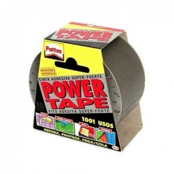 CINTA POWER-TAPE GRIS 50X10...