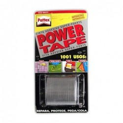 CINTA POWER-TAPE GRI. 50X5...