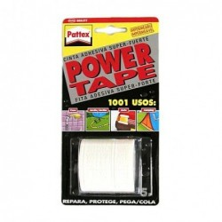 CINTA POWER-TAPE BLANCO...
