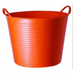 CUBO 14L. FLEXIBLE NARANJA...
