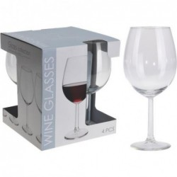 SET 4 COPAS GRAN VINO 58CL....