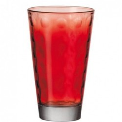 VASO ALTO 30CL. OPTIC ROJO...