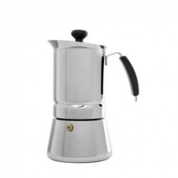 CAFETERA ARGES INOX. 4T....