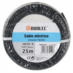 CABLE ELECTRICO 1,5 MM....