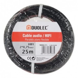 CABLE ELEC AUDIO 2X0,75 10M...