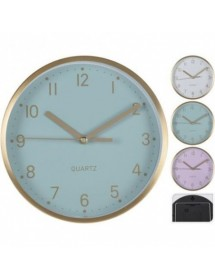RELOJ PARED 16,2CM COLOR...