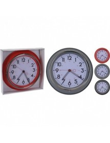 RELOJ PARED 34,8CM COLOR...