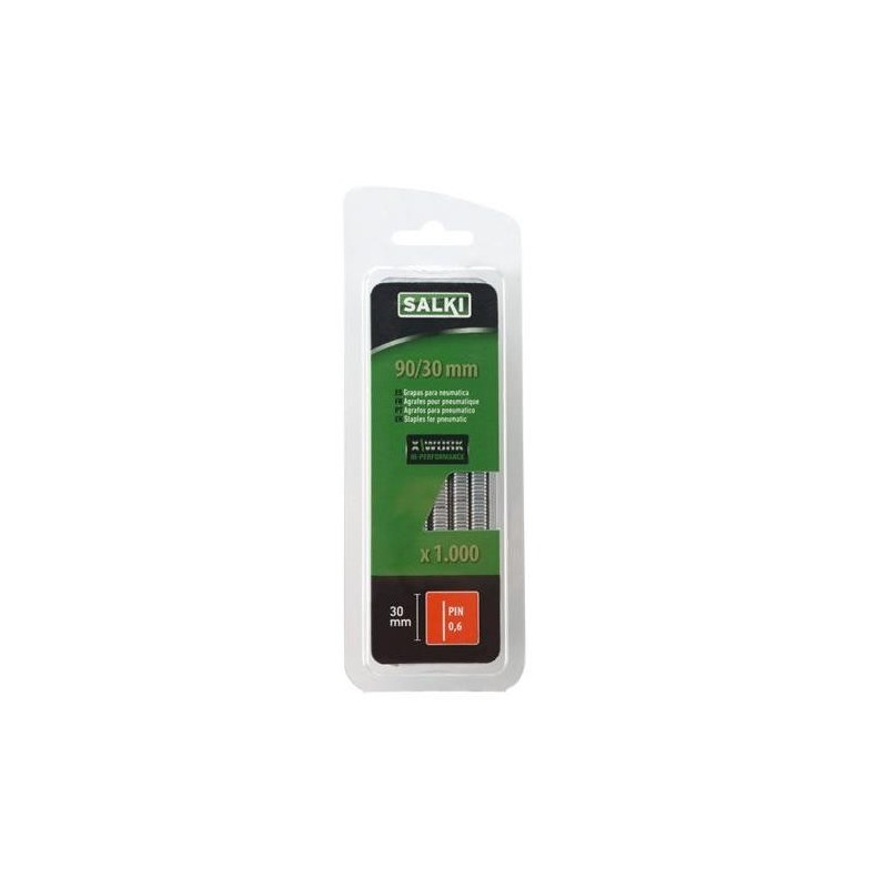 CLAVO PIN 9 15 MM 1000 UDS