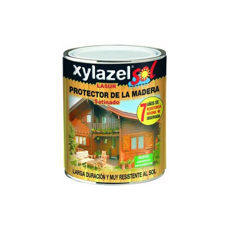 XYLACEL SOL SATIN.NOGAL 750 ML