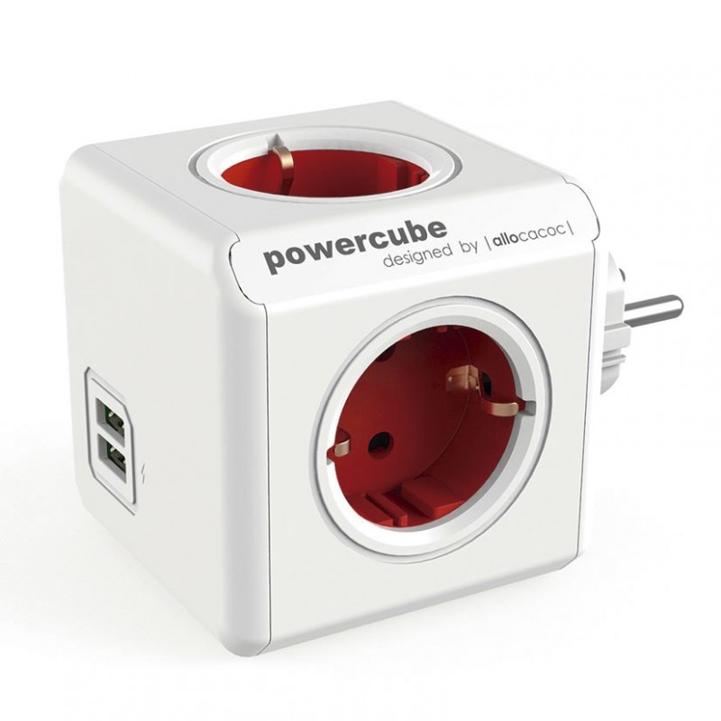 POWERCUBE ORIGINAL 4 TOMAS...