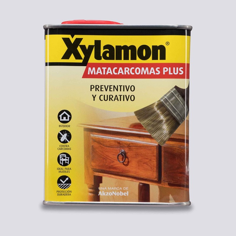 XYLAMON MATACARCOMAS PLUS 2.5L