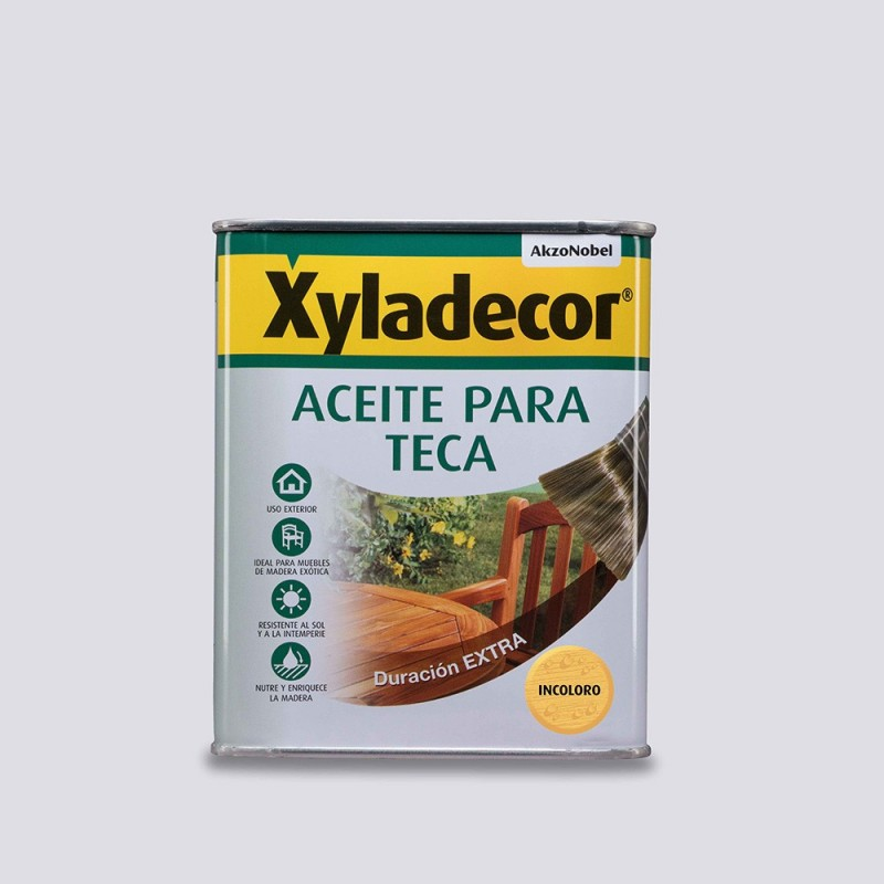 XYLADECOR ACEITE INCOLORO...