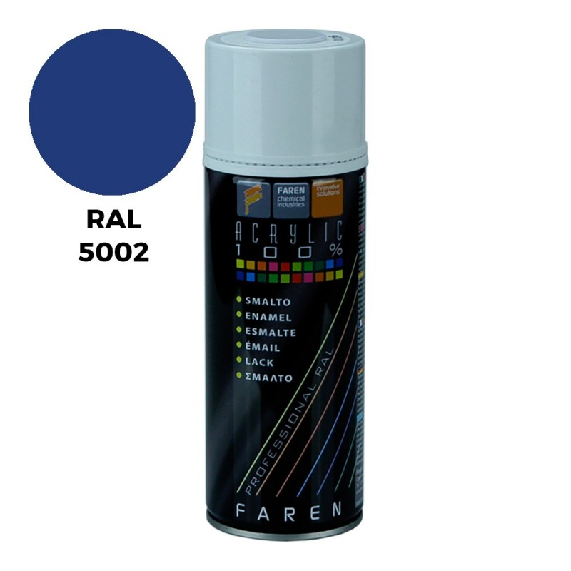 SPRAY RAL 5002 AZUL...