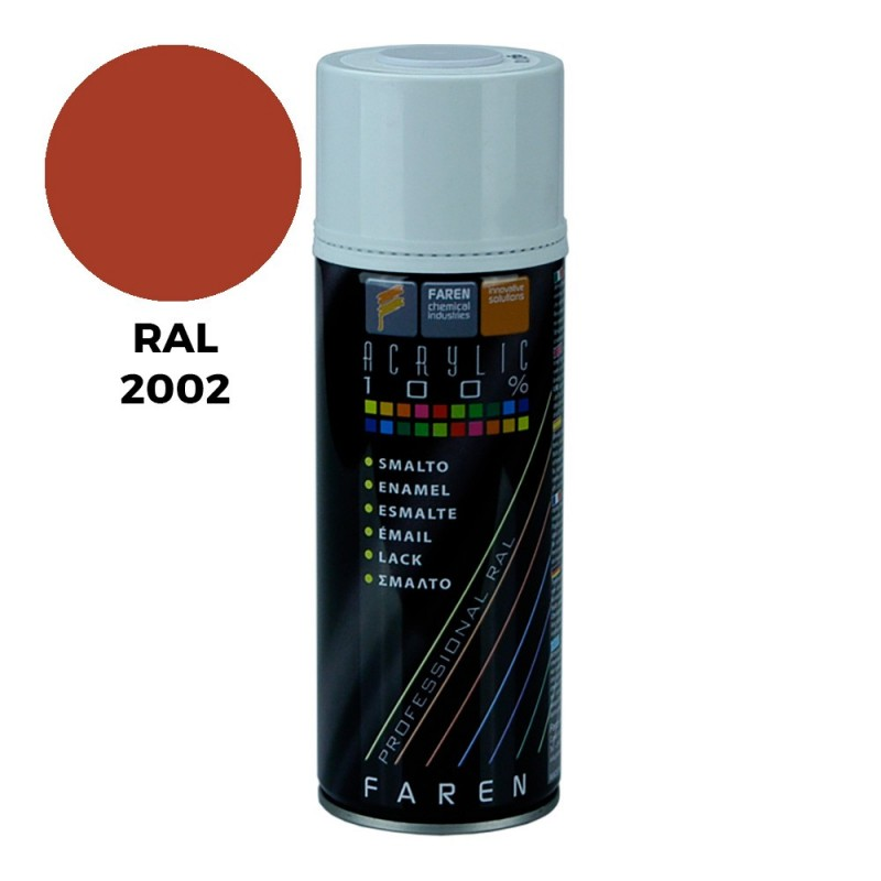 SPRAY RAL 2002 NARANJA...