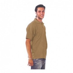 POLO TOP C B. BEIGE T-M