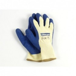 GUANTE LATEX AZUL POWERGRAB...